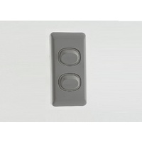 2 Gang Architrave Switch (CLASSIC)